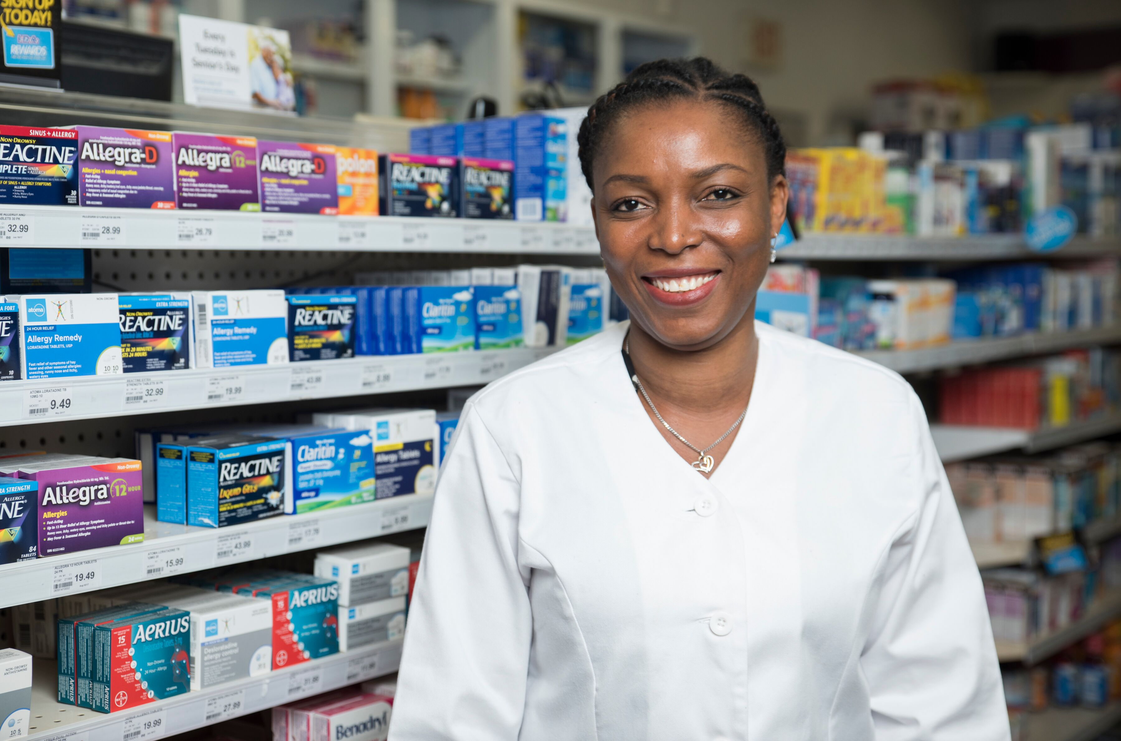 Business Stream - Working at Pharmacy Counter